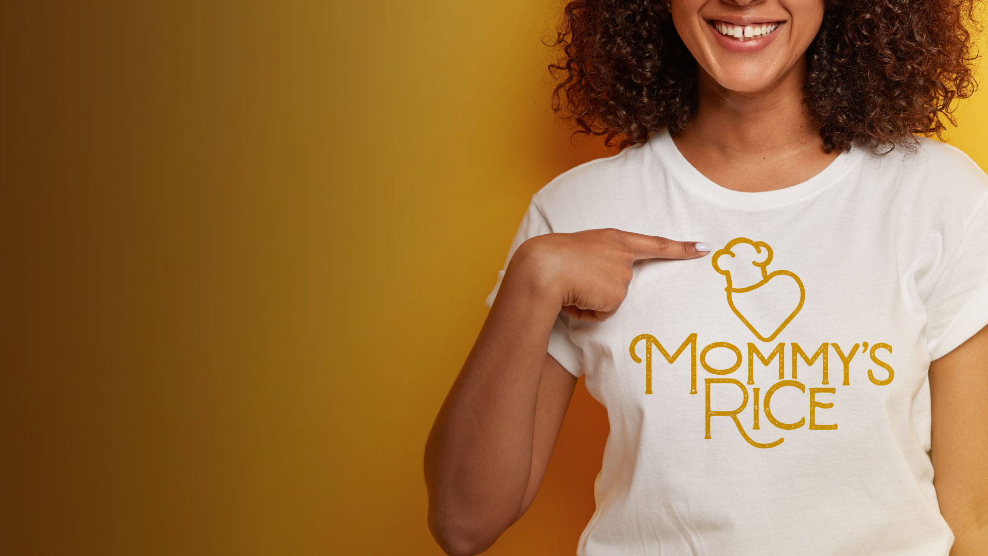 I Mean It - Mommy's Rice - Banner